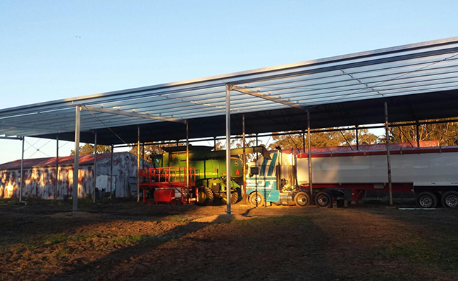 Custom Sheds Local Shed Solutions Melbourne Commercial